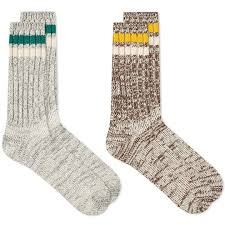 anonymous ism 2 pack crew socks