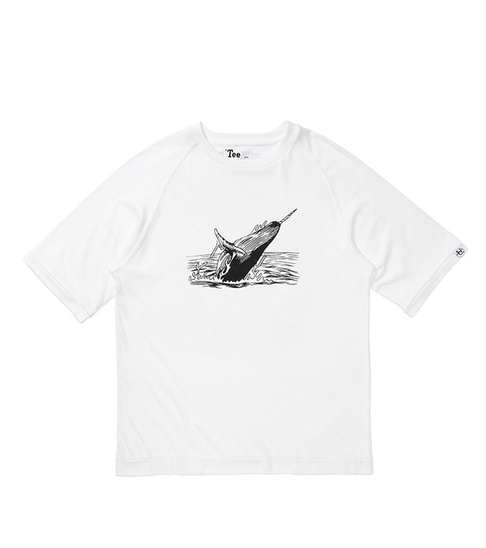 Nanamica - Graphic  Cool Max Jersey T-Shirt