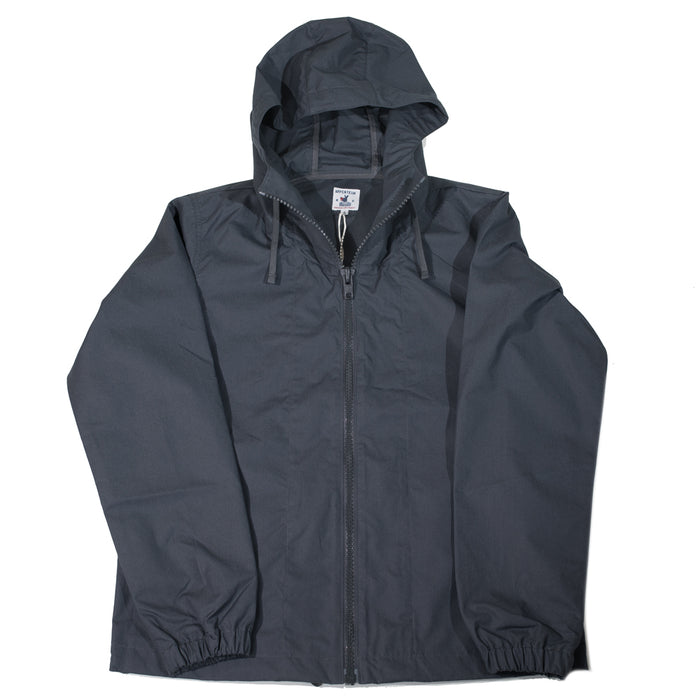Arpenteur - Charcoal Kaolin Sail Cloth Parka