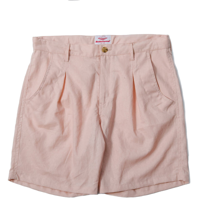 Battenwear - Light Pink Dock Shorts