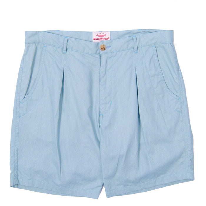 Battenwear - Powder Blue Dock Shorts