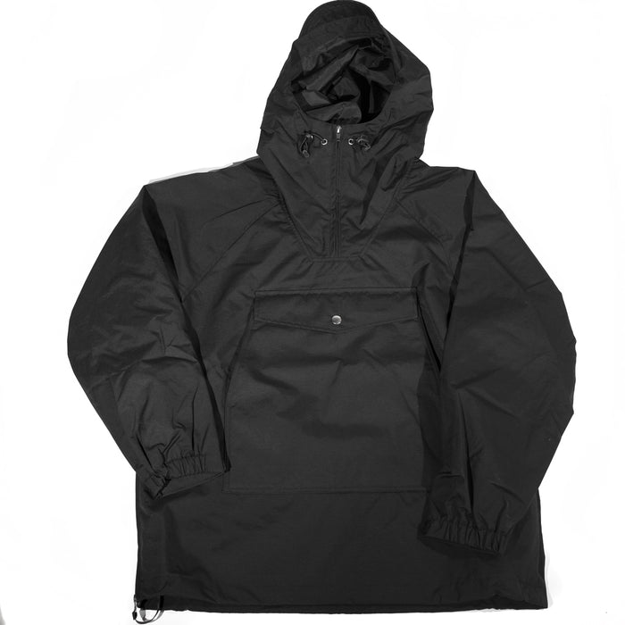 Battenwear - Black Scout Anorak Jacket