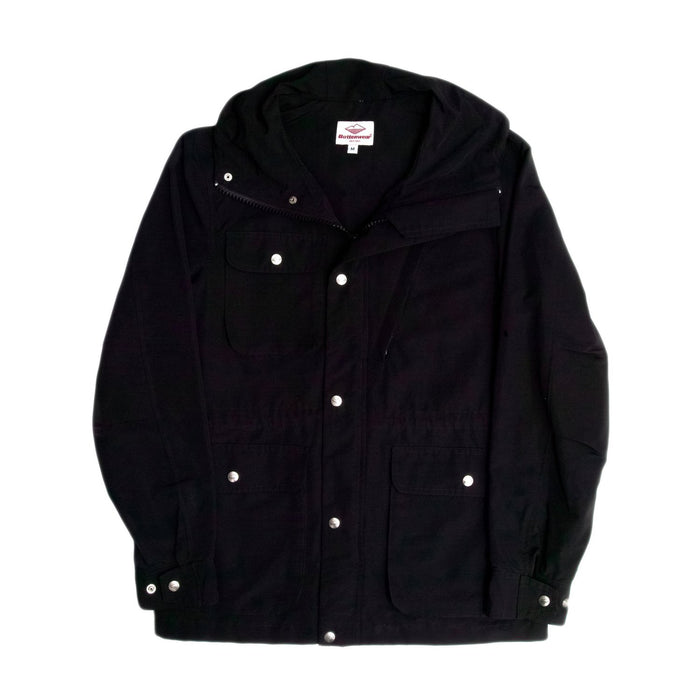 Battenwear - Black Travel Shell Parka