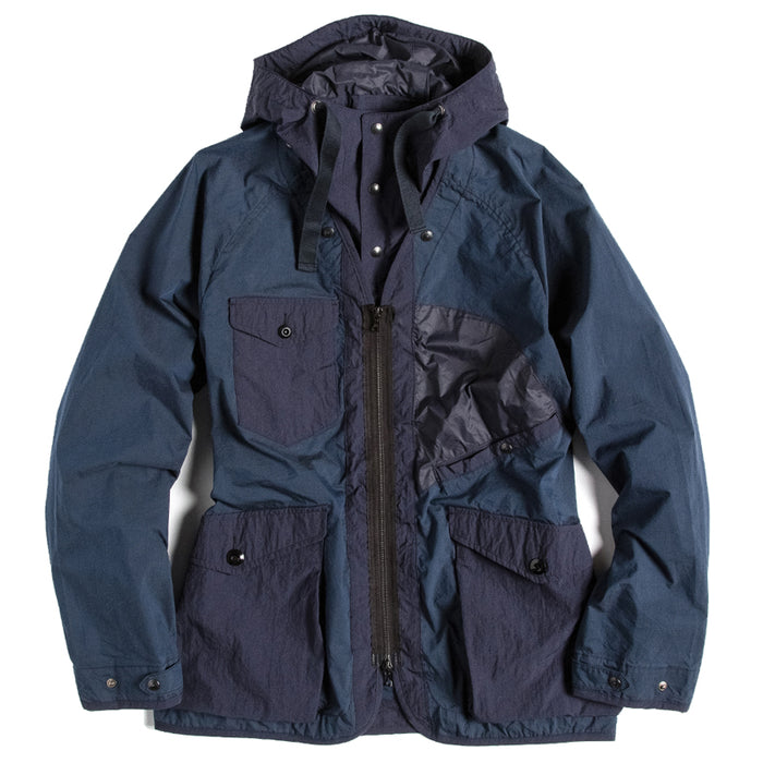 Eastlogue - Navy Traveller Jacket