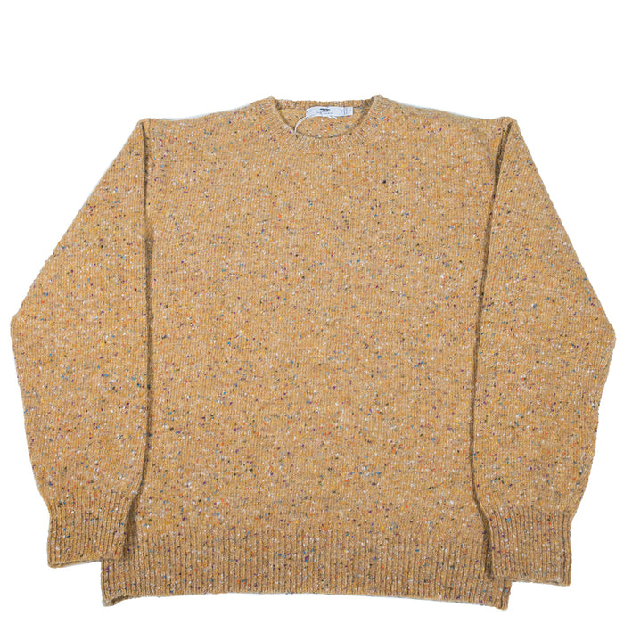 Inis Meáin - Wrasse Donegal Handknit Crewneck Sweater