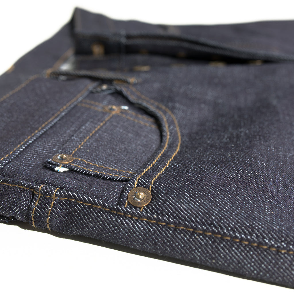 Japan Blue - JB0606 14oz Selvedge Denim - High Tapered Fit