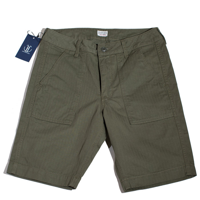 Japan Blue - JB5700 Olive Baker Shorts