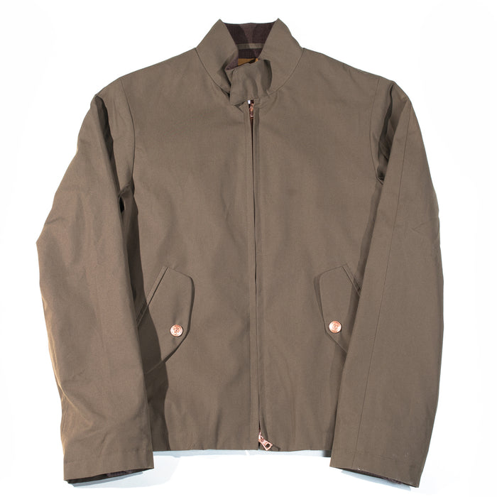 Private White V.C. - Bronze Ventille Harrington Jacket