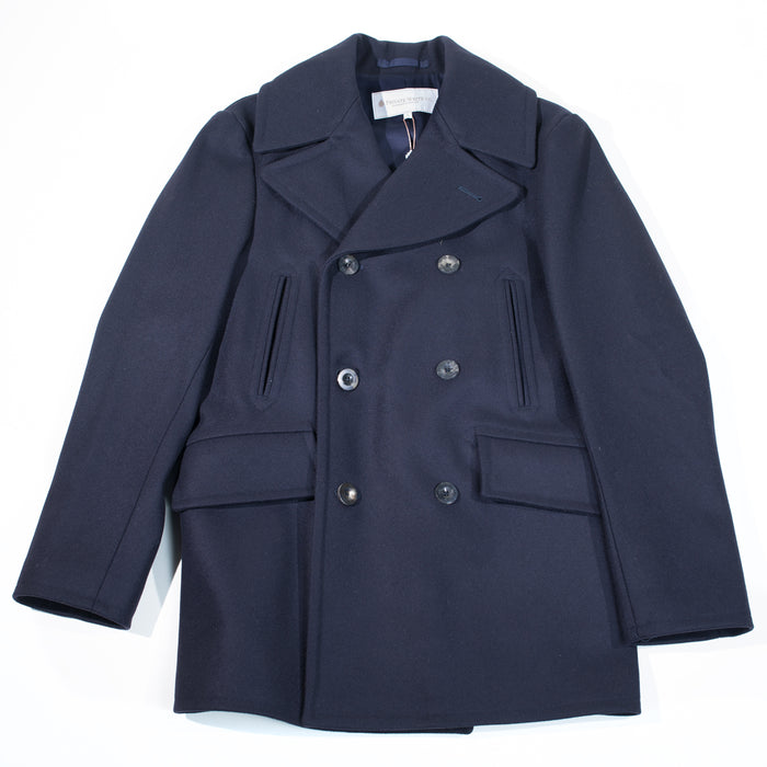 Private White V.C. - Navy Manchester Peacoat