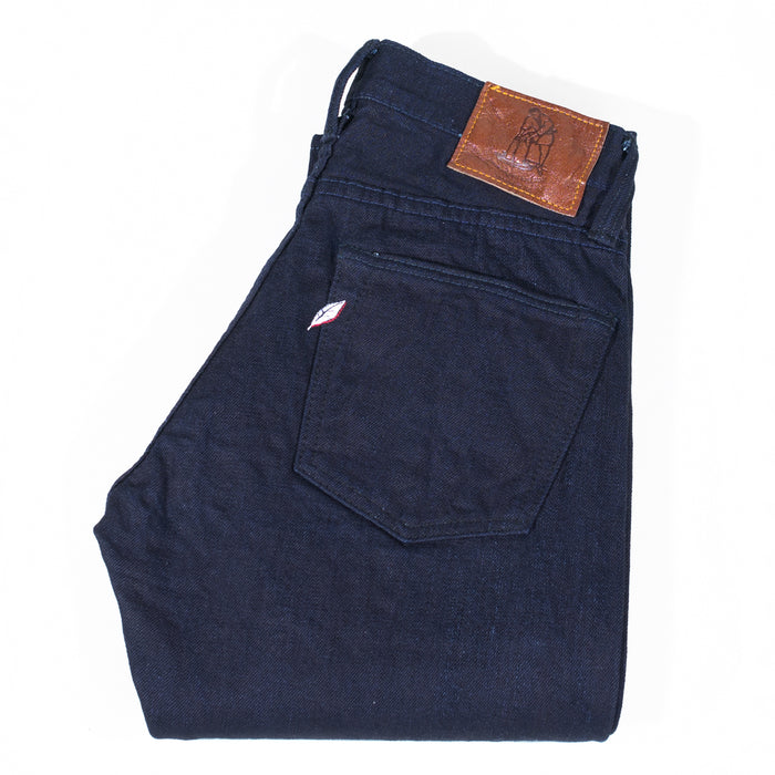 Pure Blue Japan - XX-012 Deep Indigo Slim Tapered