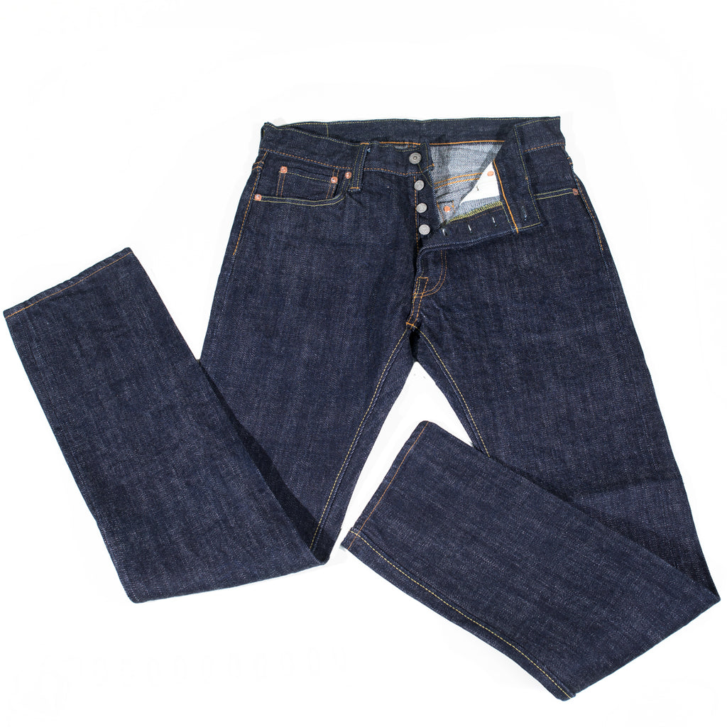 Pure Blue Japan - XX-22oz-013 Slim Tapered