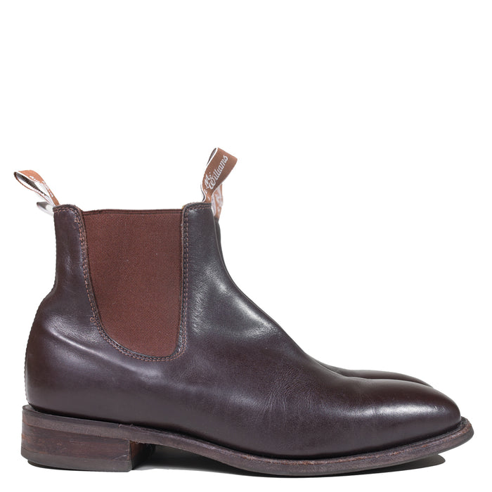 R.M, Williams - Chestnut Comfort Craftsman Chelsea Boots Size 12G