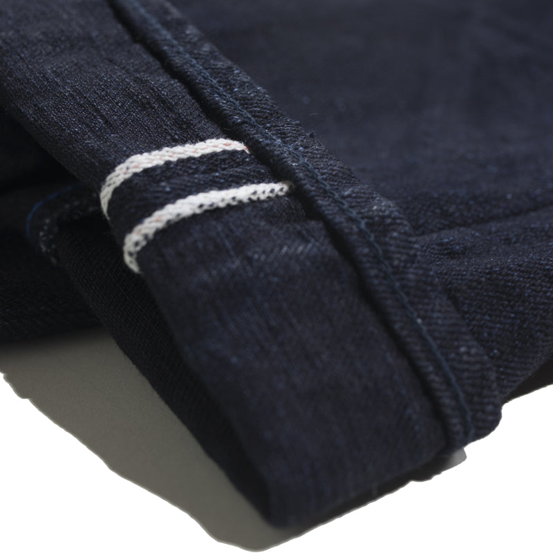 Tanuki - IDT  15oz Double Indigo Denim Tapered