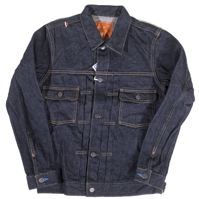 Tanuki- NJKT2 Natural Indigo Type Two Denim Jacket