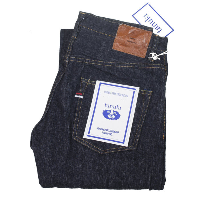 Tanuki - RHT  15oz Retro Denim High Tapered