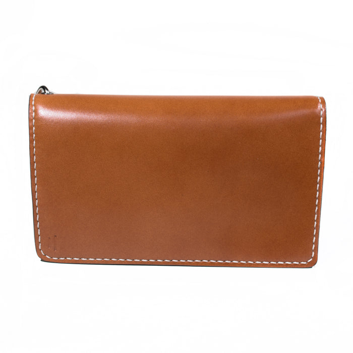 Tanuki - Shell Cordovan Long Wallet