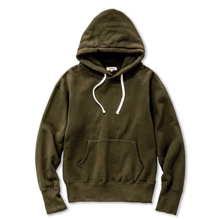 The Real McCoy's - 10 OZ Loopwheeled Olive Sweatshirt