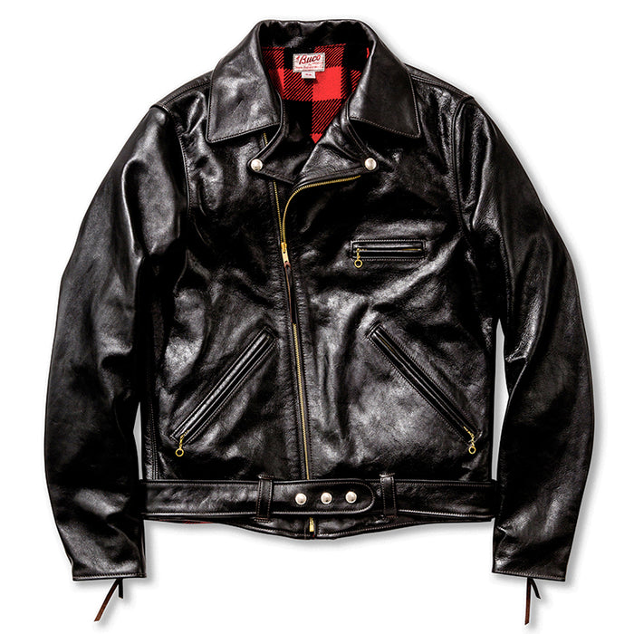 The Real Mccoy's - Buco JH-1 Black Leather Jacket