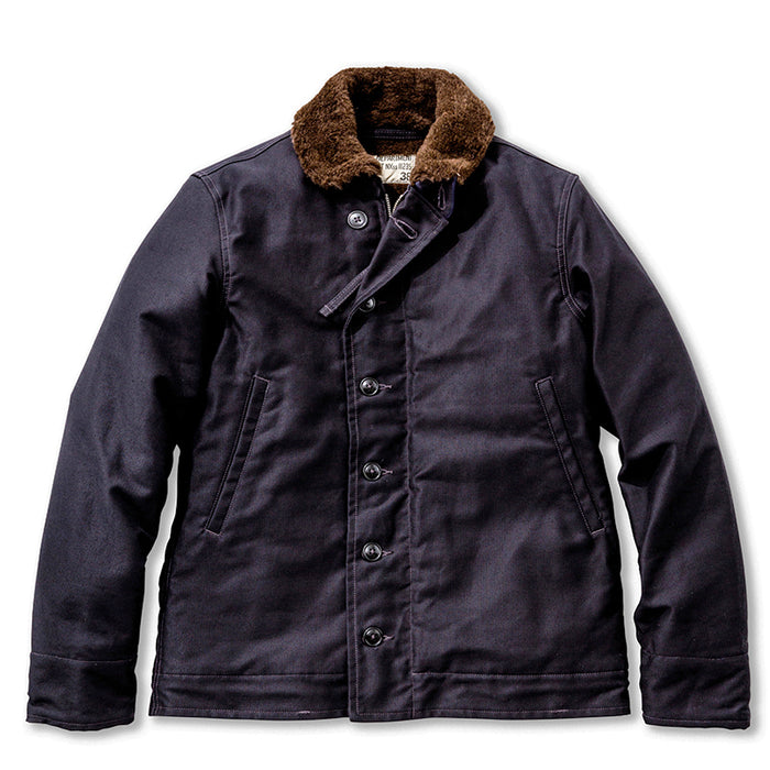 The Real Mccoy's - N-1 Navy Deck Jacket