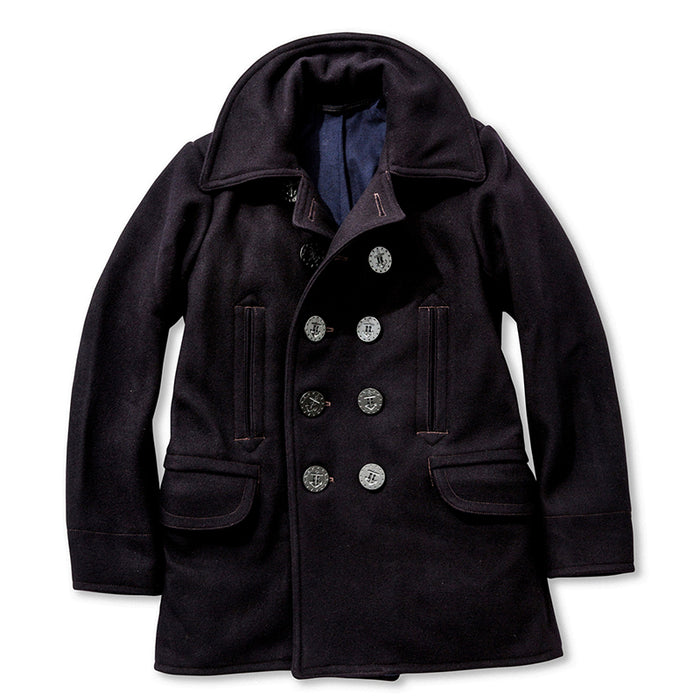 The Real Mccoy's - US Navy Peacoat 1913