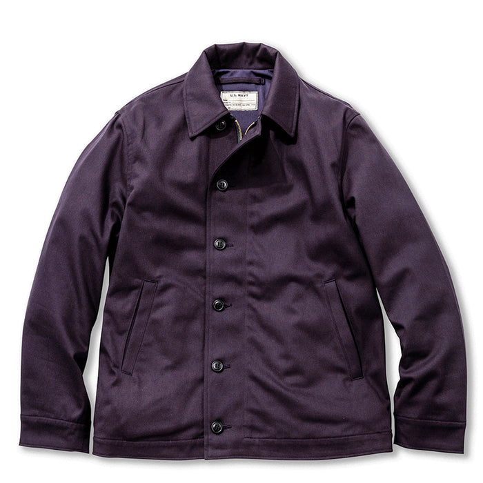 The Real Mccoy's - US Navy Utility Jacket