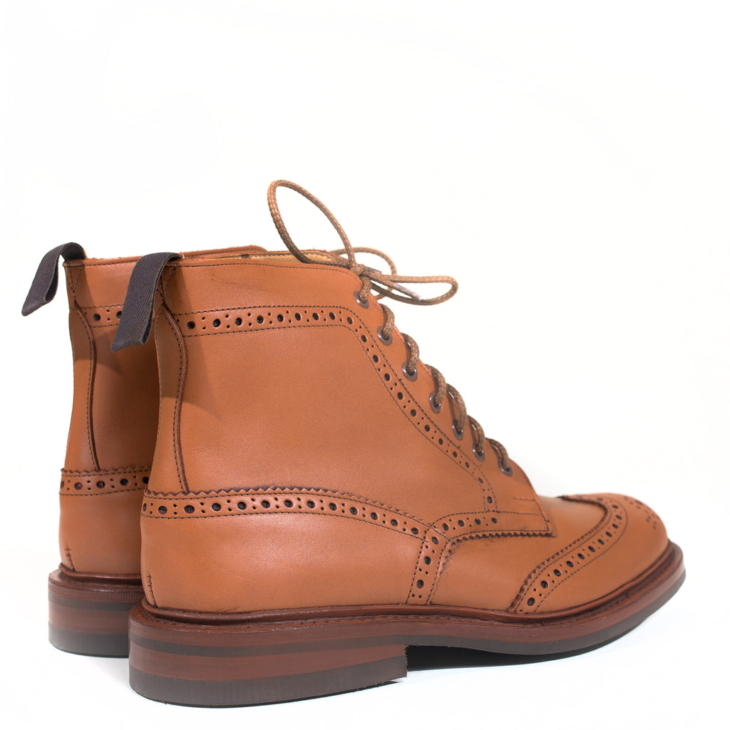 Tricker's - Color C Shade Tan Stow Boot