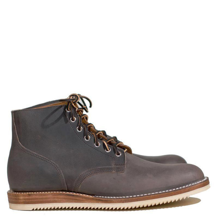 Viberg - Matte Brown Service Boot 2030 Last