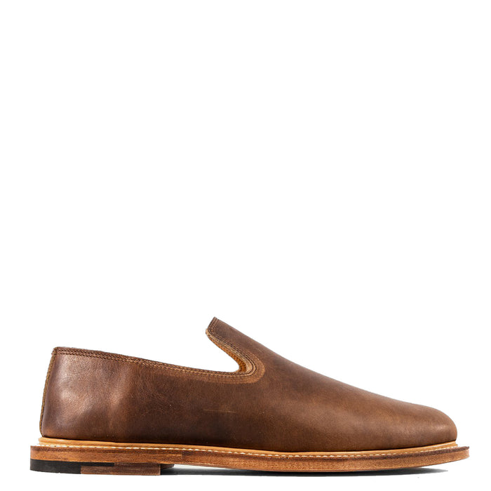 Viberg - Camel Oiled Calf Slipper 2010 Last