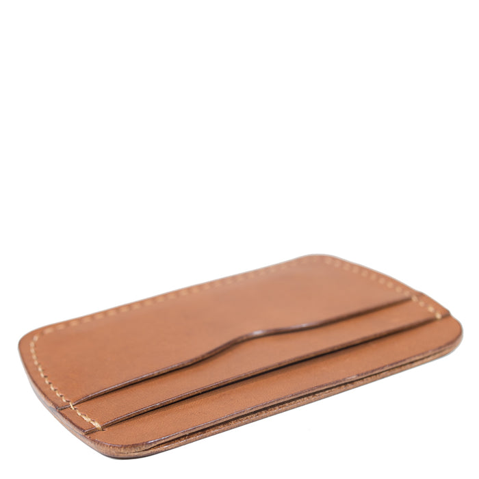 Waxwing Leather - Noce 3-Slot Card Holder