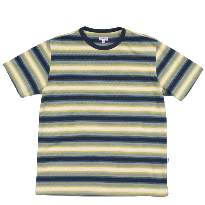 Arpenteur - Navy, Blue, Yellow, White Match T-Shirt
