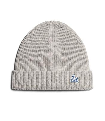 Merz B. Schwanen - GOOD BASICS -Grey Beanie