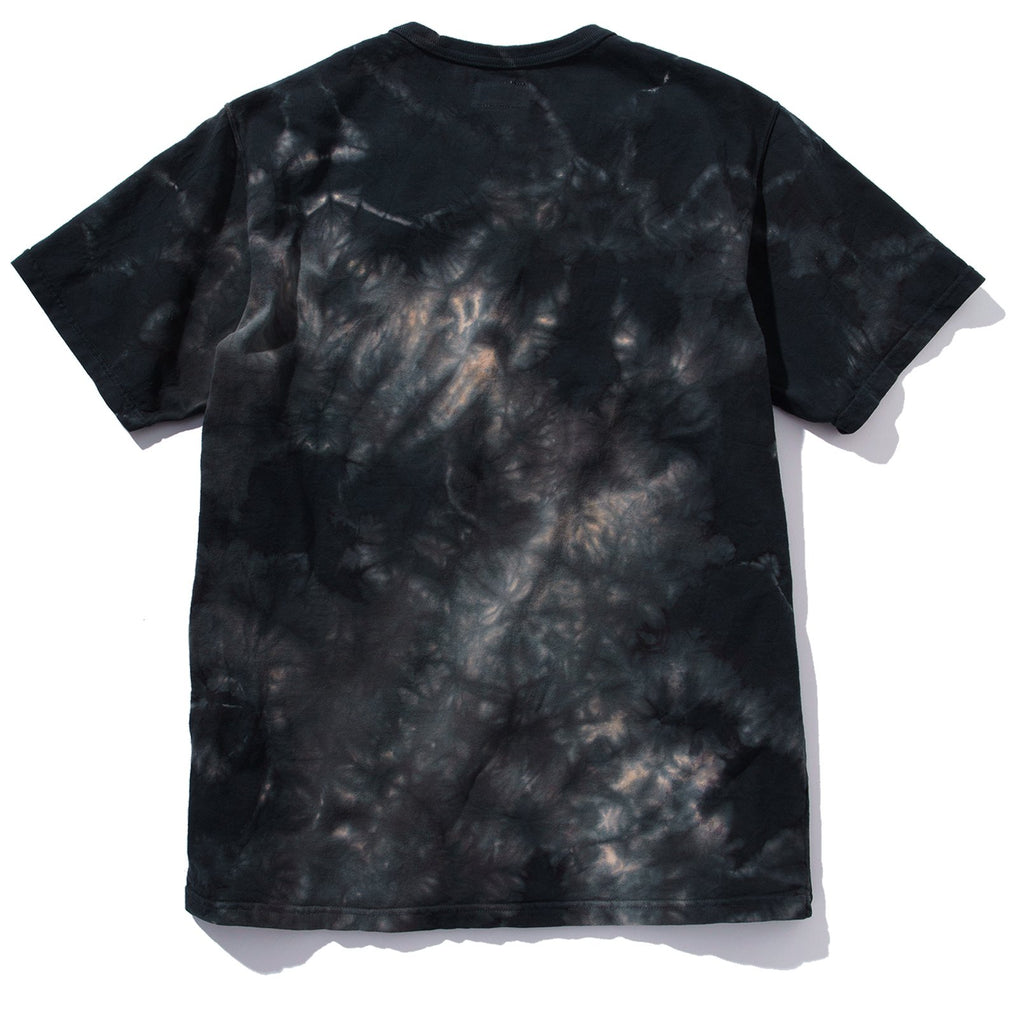 The Real McCoy's - Black Bleached T-Shirt