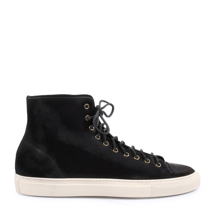 Buttero - Black Tanino Hi Sneakers