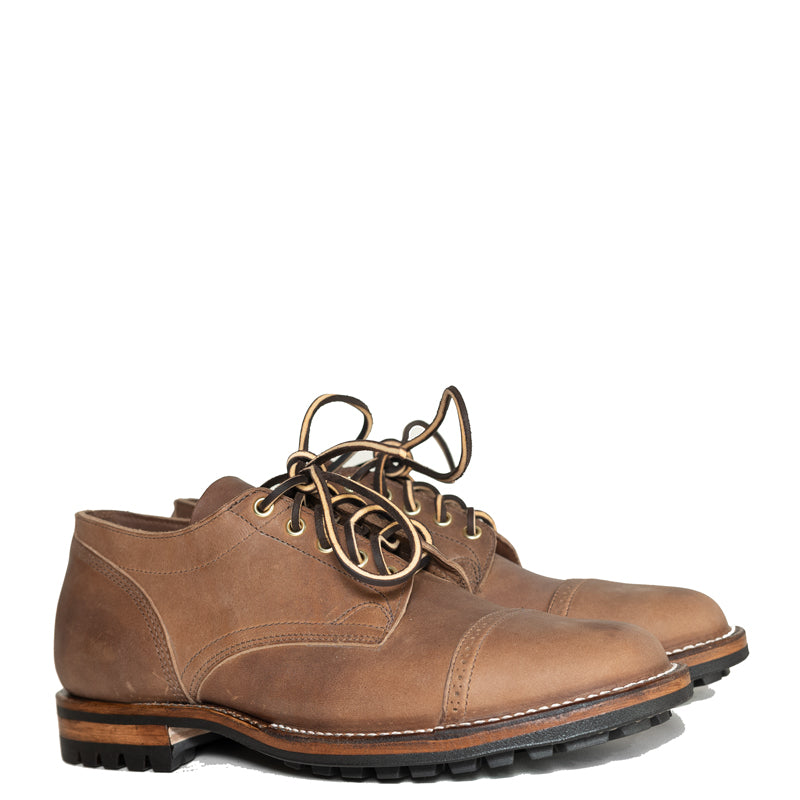 Viberg - Crust CXL 145 Oxford Shoe 2030 Last