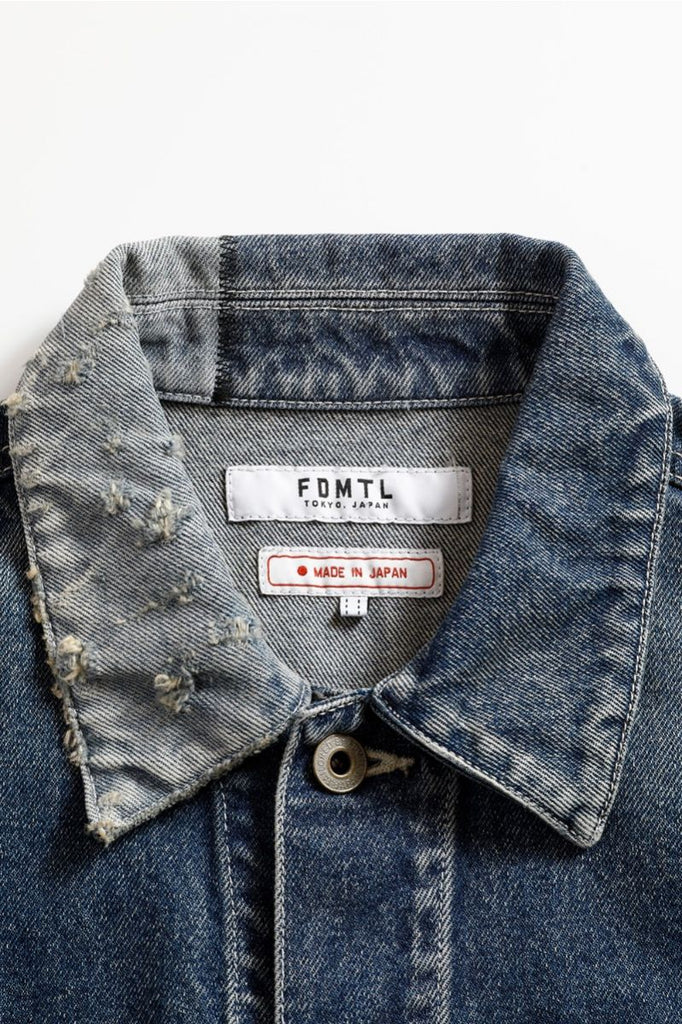 FDMTL - Lazer Denim Jacket
