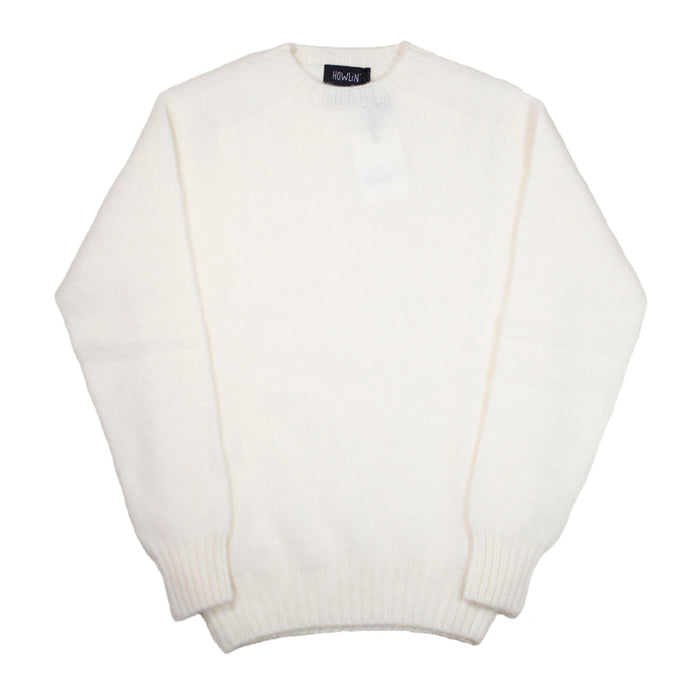 Howlin' - Birth of the Cool White Knit Sweater