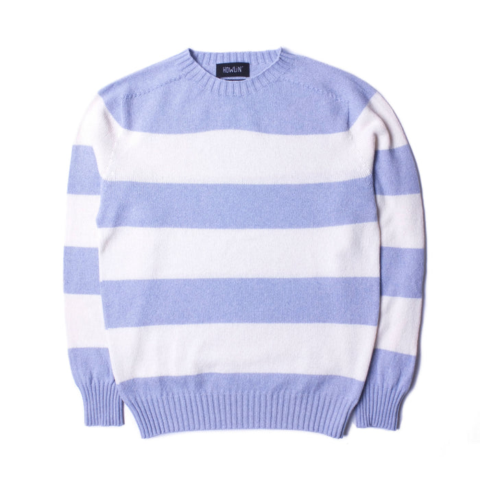 Howlin' - Paradise Blue Star Sailing Knit Sweater