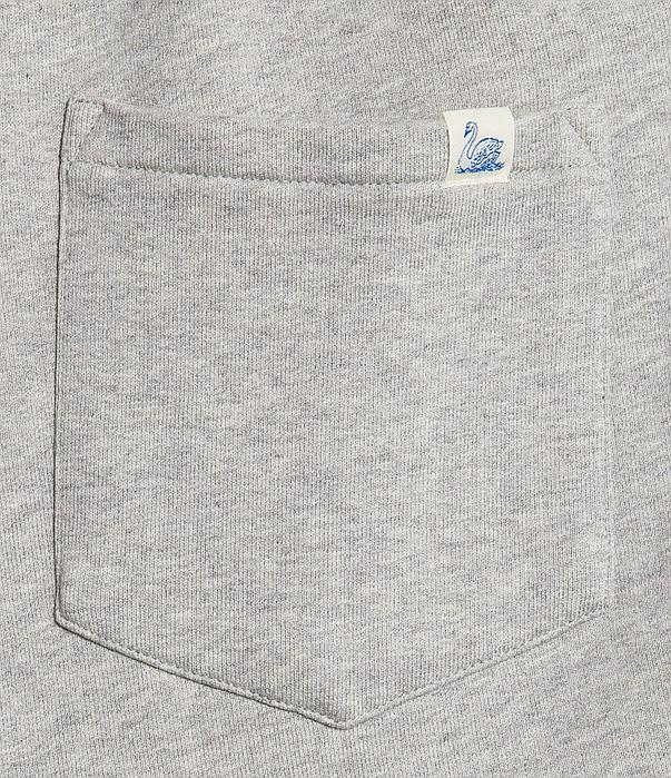 Merz B. Schwanen - GOOD BASICS: SWEAT SHORTS - GREY