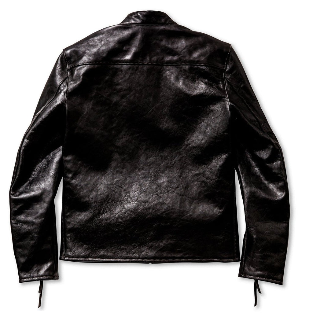 The Real Mccoy's - Buco J-100 Black Horsehide Leather Jacket
