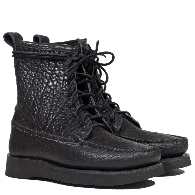 Mountain Moccasin - Black Bison Mohawk Trail Boot