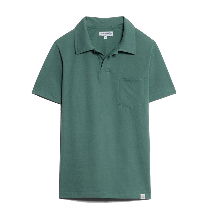 Merz B. Schwanen - Grass Good Basics Polo Shirt