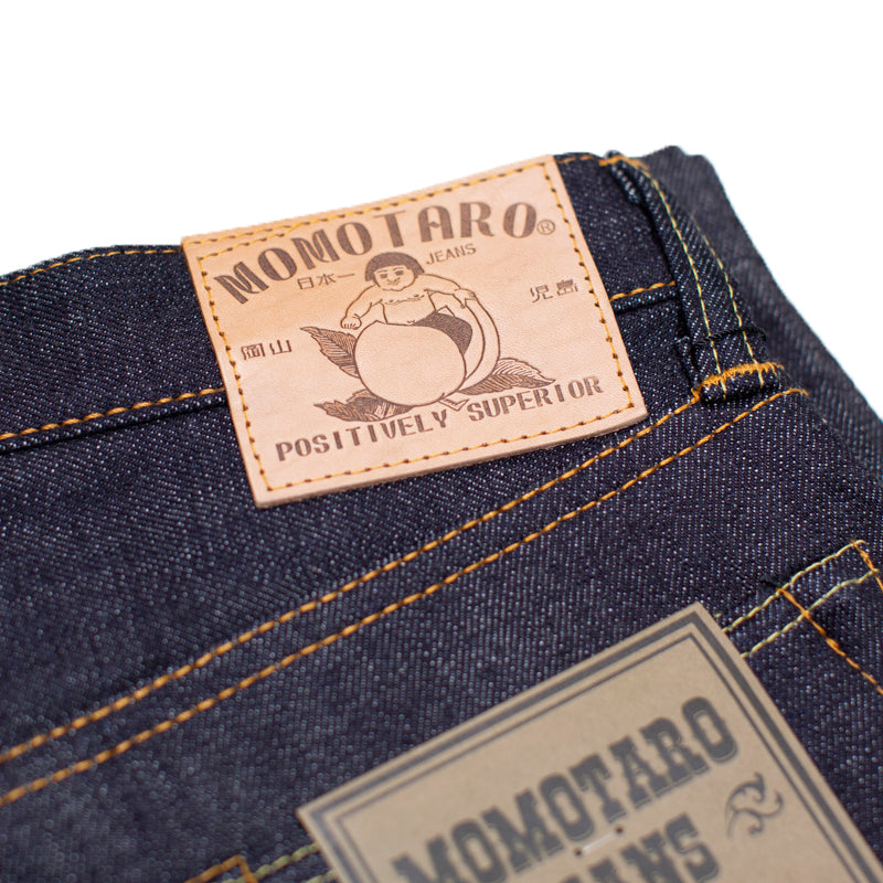 Momotaro - 0405-V 15.7oz Selvedge Denim - High Tapered Fit
