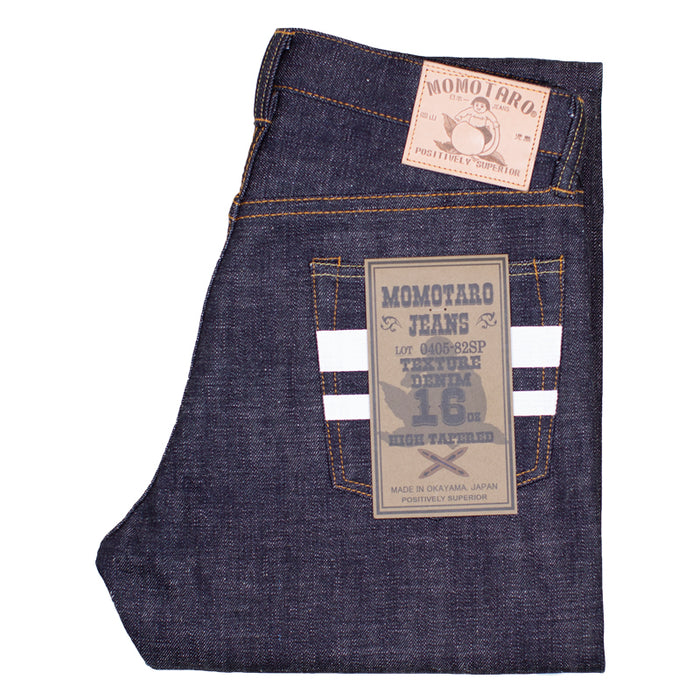 Momotaro - 0405-82SP 16oz Slub Selvedge Denim - High Tapered Fit