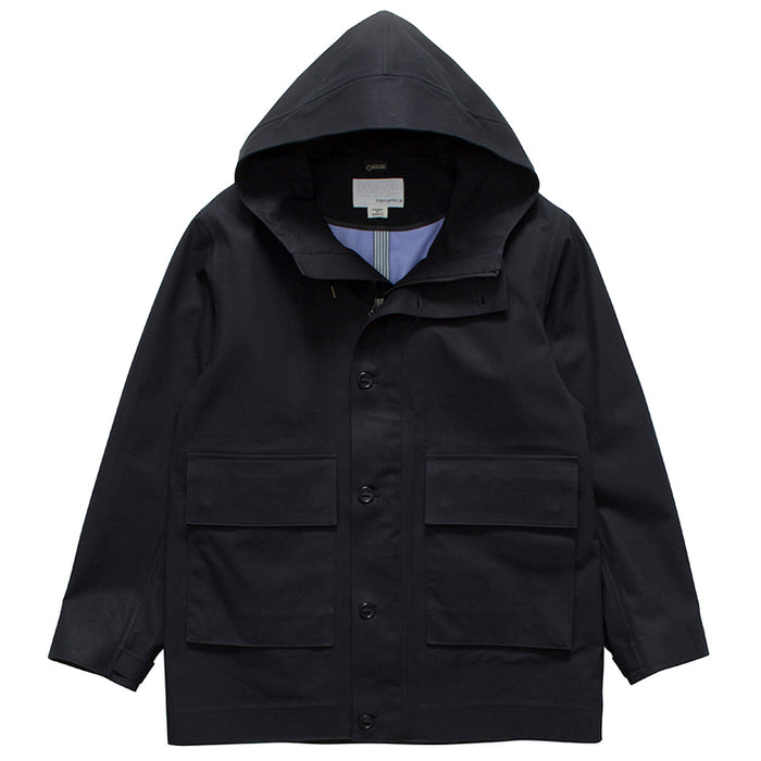 Nanamica - Black GORE-TEX Cruiser Jacket