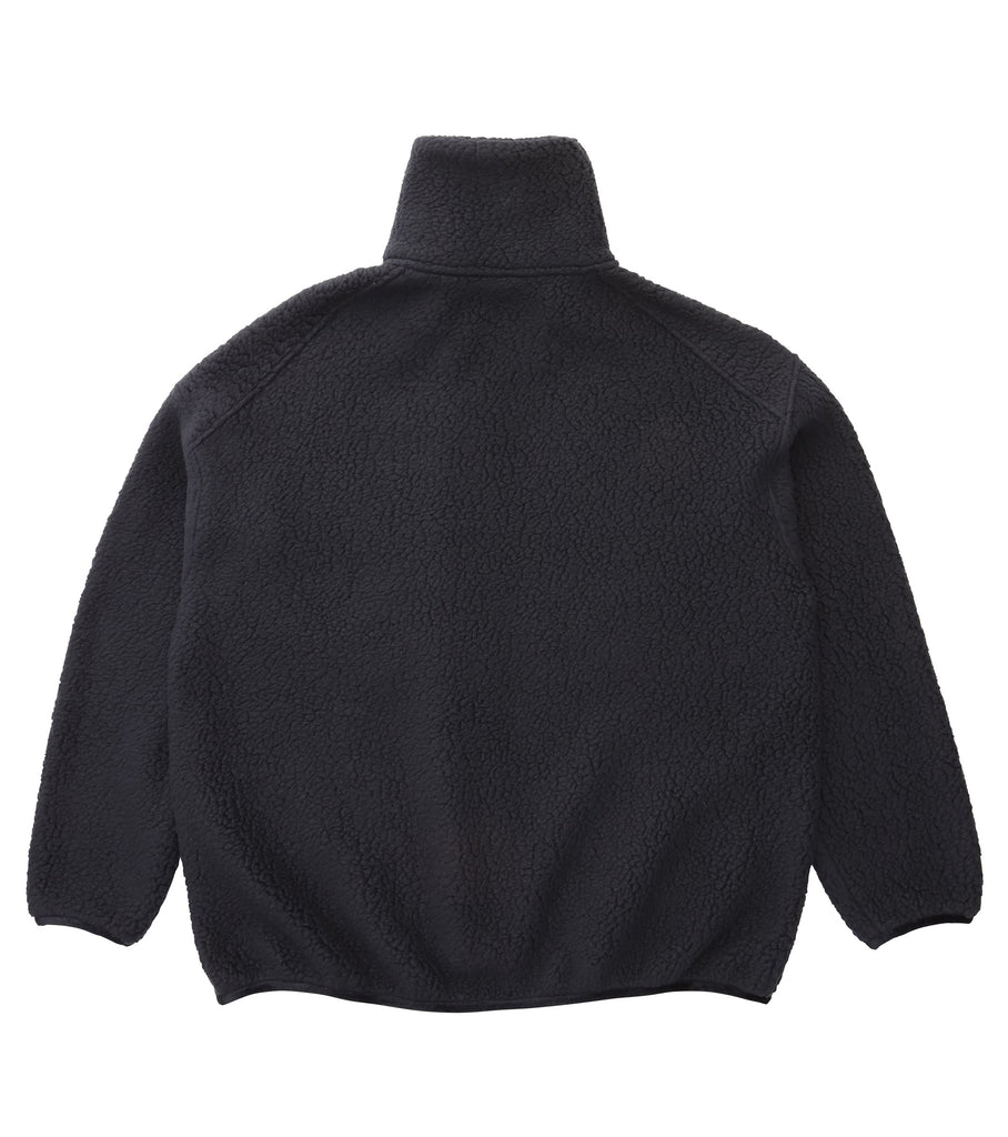 Nanamica - Black Fleece Zip Up Jacket