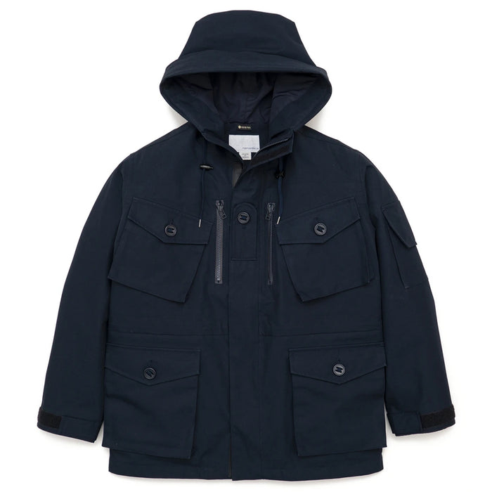 Nanamica - Dark Navy GORE-TEX Cruiser Jacket