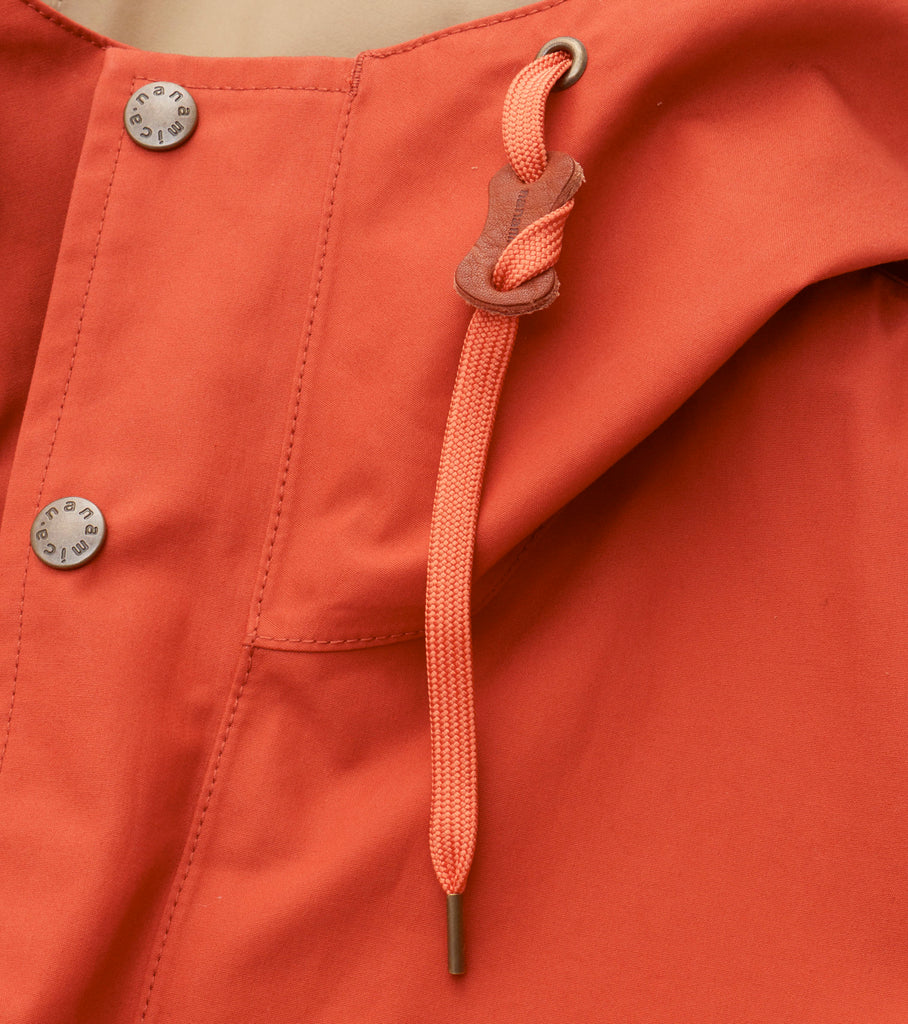 Nanamica - Orange GORE-TEX Cruiser Jacket
