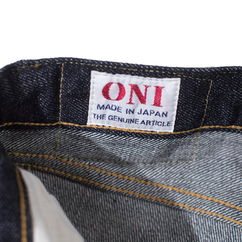 Oni Denim - 176S 15OZ ONI-STRETCH TIGHT TAPERED