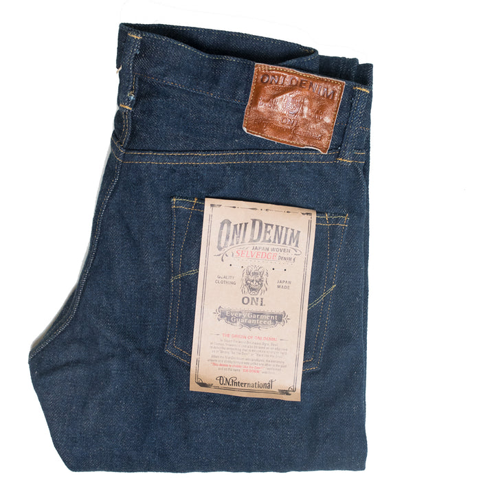 Oni Denim - 622ZR Secret Denim 20 Oz Relax Tapered