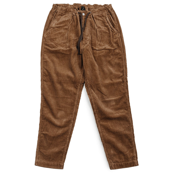 orSlow - Camel Corduroy New Yorker Pants